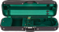Bobelock 14002 Student Economy Oblong Suspension Case with Green Velvet Interior