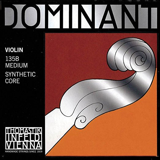 Dominant 135B Violin Strings - Full Set