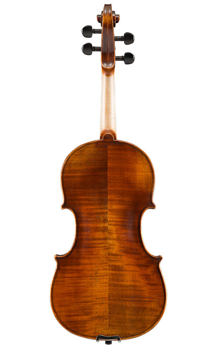 Ivan Dunov Standard Model 401 Violin - back view