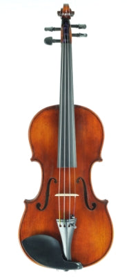 Geoffrey Antique Model Violin available at The Long Island Violin Shop - front view
