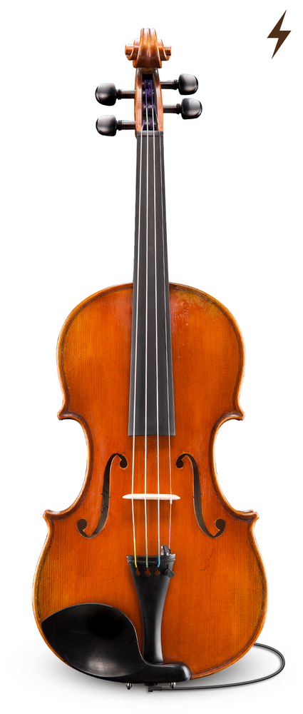 Albert Nebel Model 601 Electro-Acoustic Violin