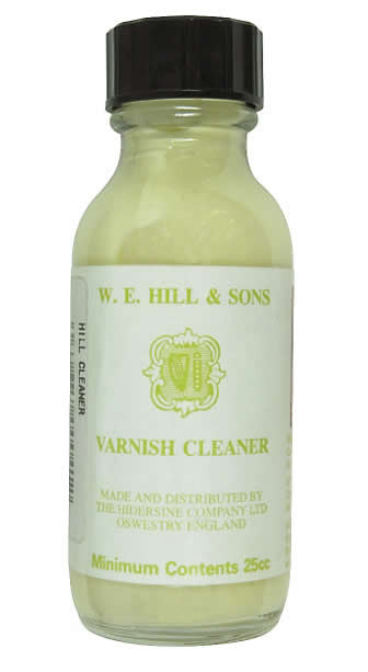 Hill Varnish Cleaner