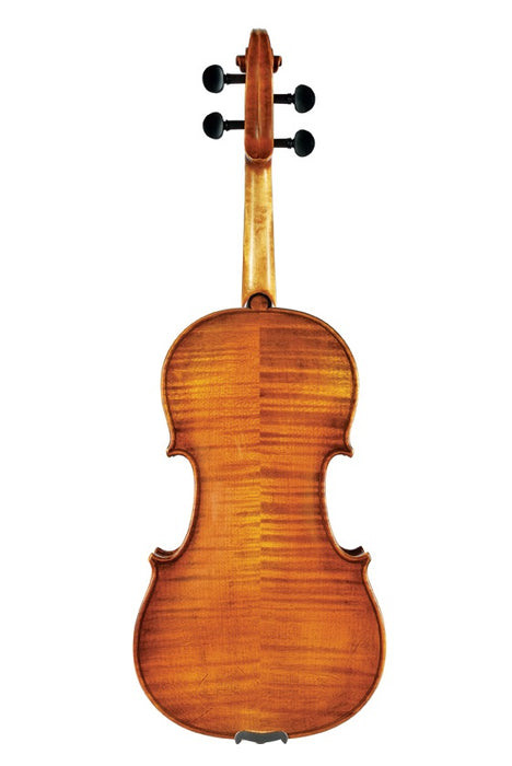 John Juzek Model 111 Violin back view