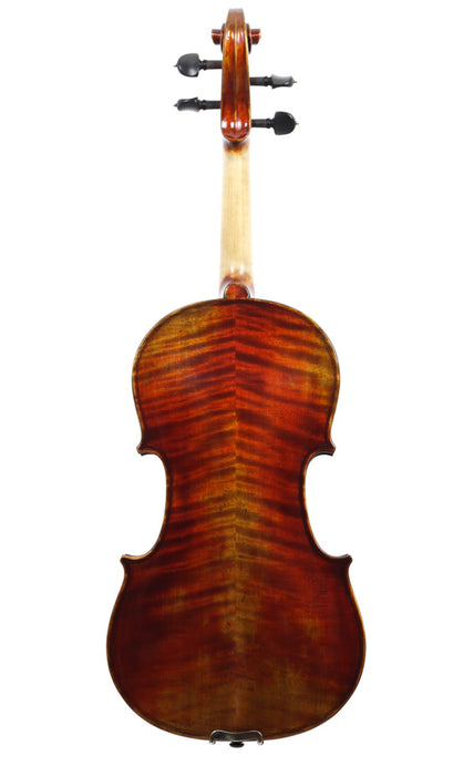 Jean-Pierre Lupot Model 501 Stradivari Violin - back view
