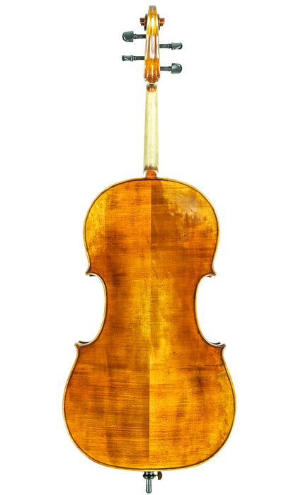 Albert Nebel Model VC601 Cello - back