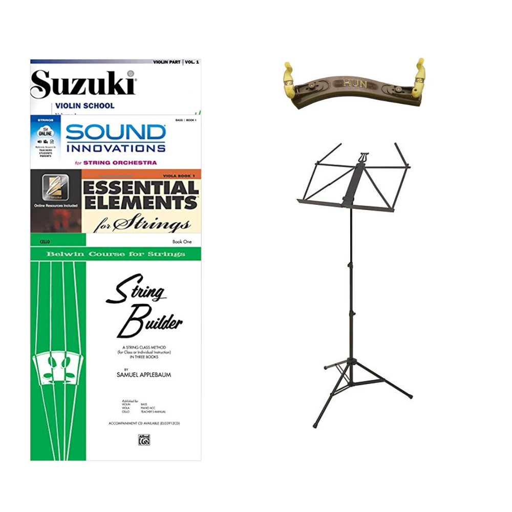 Renter's Scholastic Beginner Kit for Violin