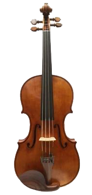Christoph Strauss Violin available at The Long Island Violin Shop