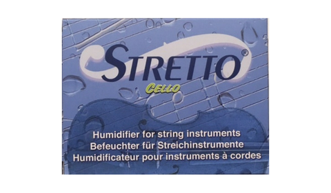 Stretto Humidifier for Cello
