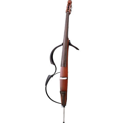 Yamaha SVB-100 Silent Electric Upright Bass - Front View