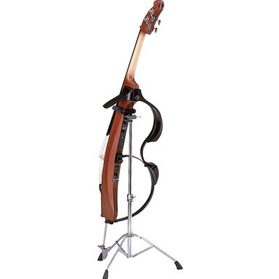 Yamaha SVB-100 Silent Electric Upright Bass - On Stand