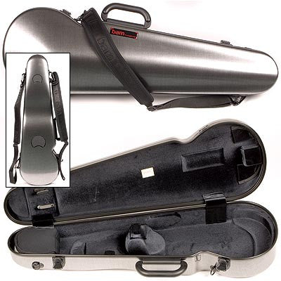 The Bam Hightech Contoured Violin Case
