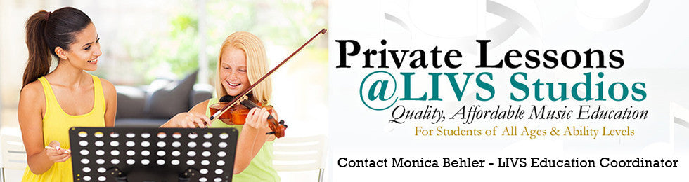 Private Music Lessons @ The Long Island Violin Shop