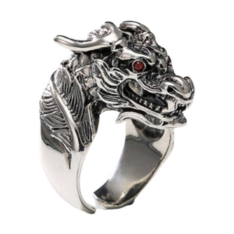 Bague Dragon Thaï | L'Antre du Dragon