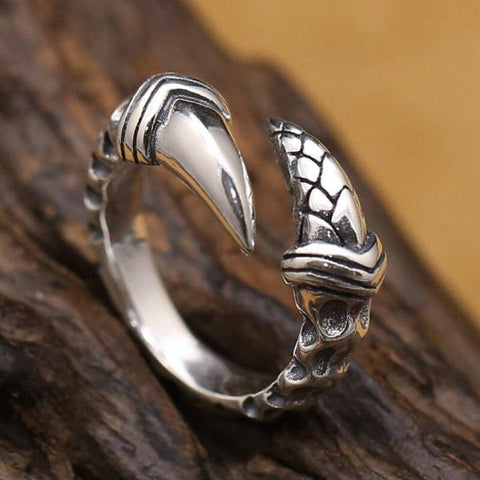 Bague Dragon Unisexe | L'Antre du Dragon