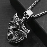 Collier Rock Dragon | L'Antre du Dragon
