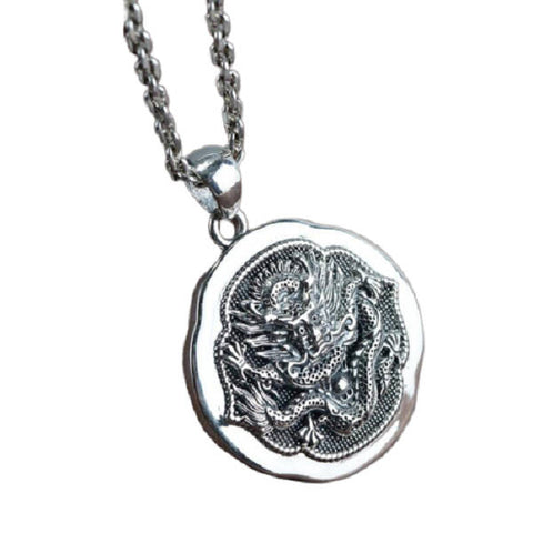 Collier Dragon Asiatique | L'Antre du Dragon