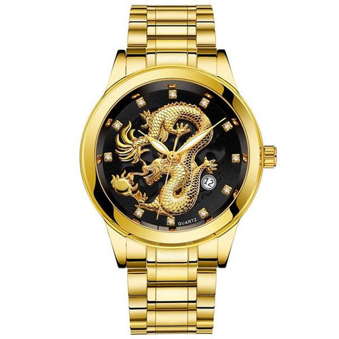 Montre Dragon Étanche | L'Antre du Dragon