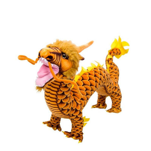 Peluche Dragon Chinois | L'Antre du Dragon