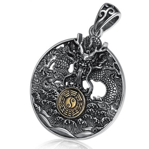 Pendentif Dragon Serpent | L'Antre du Dragon