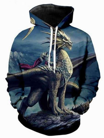Sweat Dragon Chevaucheur | L'Antre du Dragon