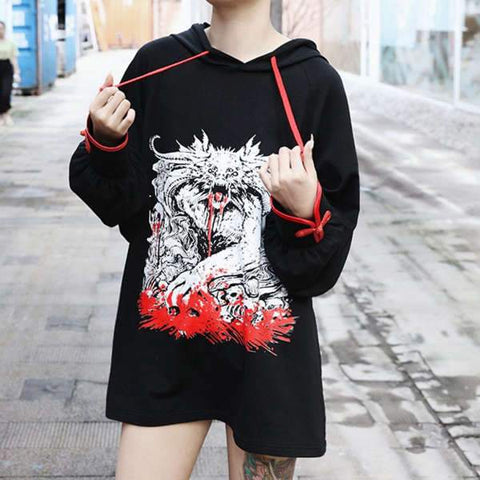 Sweat Dragon Femme | L'Antre du Dragon