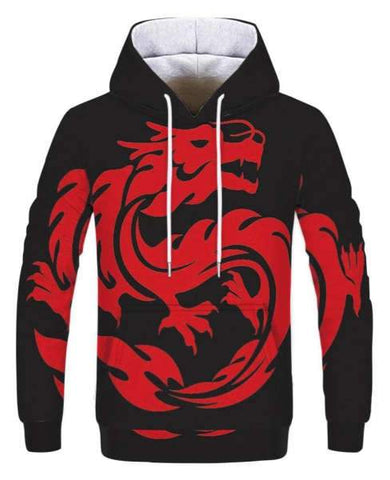Sweat Dragon Tribal | L'Antre du Dragon
