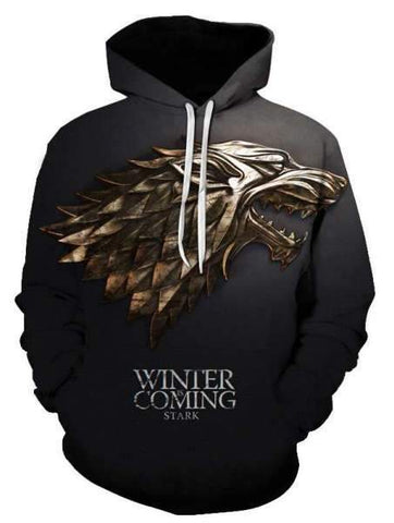 Sweat Winter Is Coming | L'Antre du Dragon