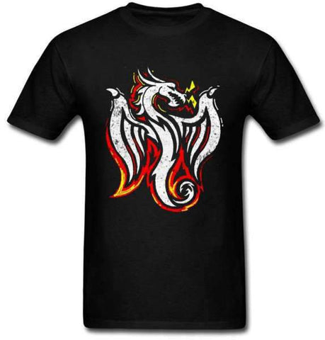 T-Shirt Dragon Cartoon | L'Antre du Dragon