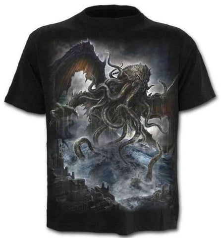 T-Shirt Dragon Cthulhu | L'Antre du Dragon