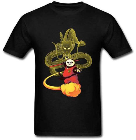 T-Shirt Dragon Kung Fu | L'Antre du Dragon