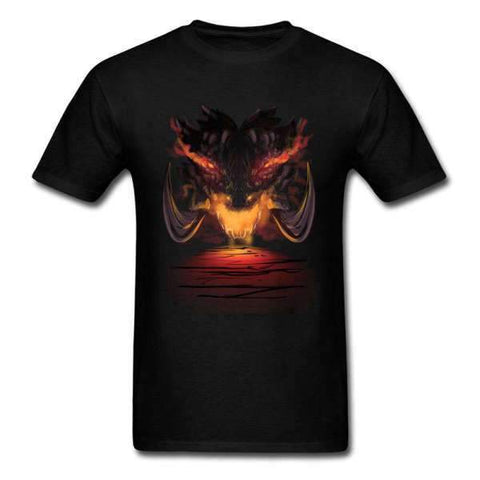 T-Shirt Dragon Mammouth | L'Antre du Dragon
