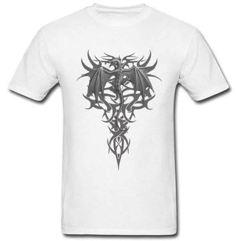 T-Shirt Dragon Tribal | L'Antre du Dragon