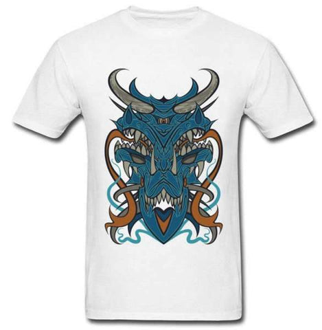 Tee Shirt Dragon Bleu | L'Antre du Dragon
