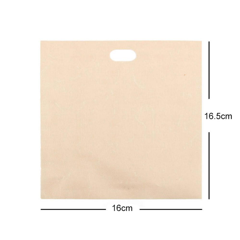 Toast And Grill Bags,5 Packs