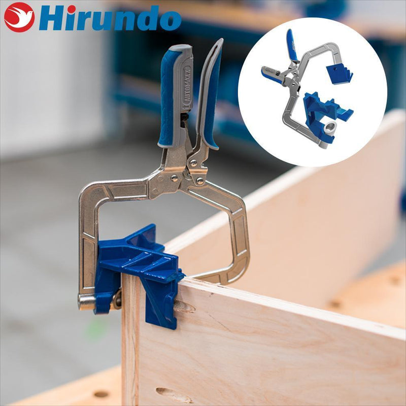 "Pre Sale>>Hirundo 90° Corner & ""T"" Joints Corner Clamp"