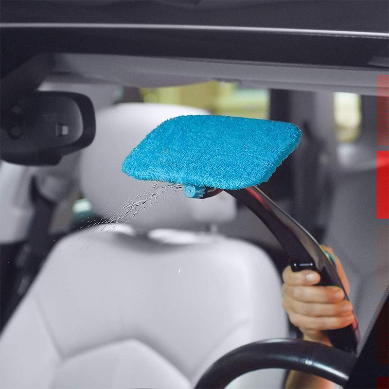 Magic Windshield Cleaner