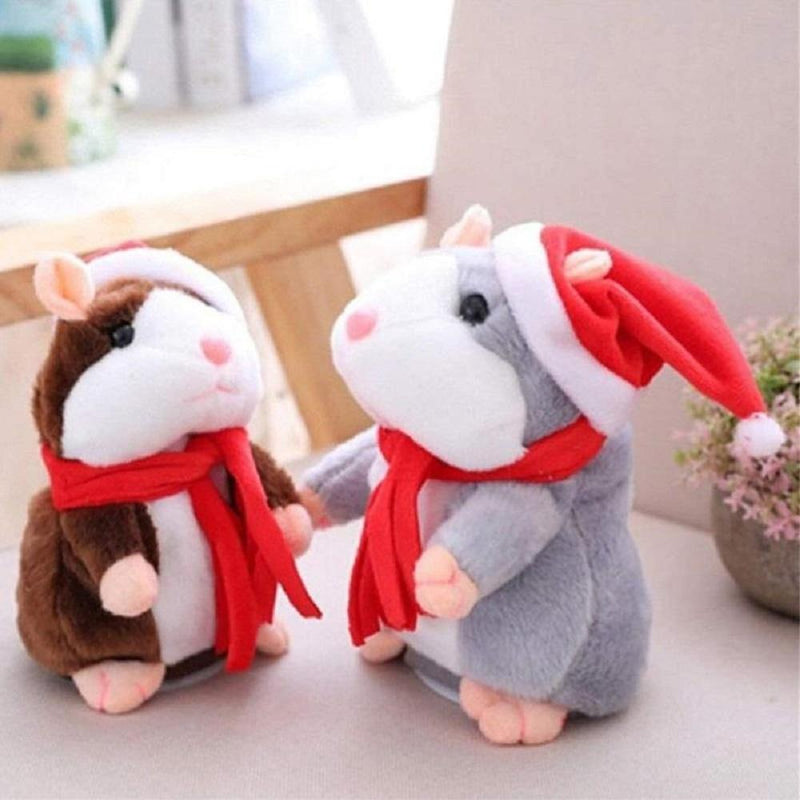 Amazing Talking Hamster Mouse Toy