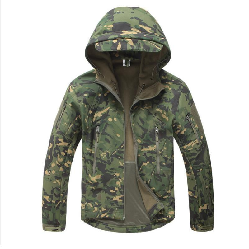 Waterproof Tactical Camouflage Jackets