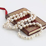 AA Grade White Freshwater Pearl Set
