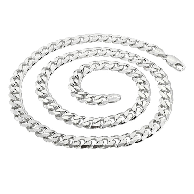 italian silver chain for men