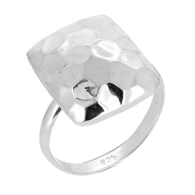 Solid 925 Sterling Silver Ring for Women TB5773R