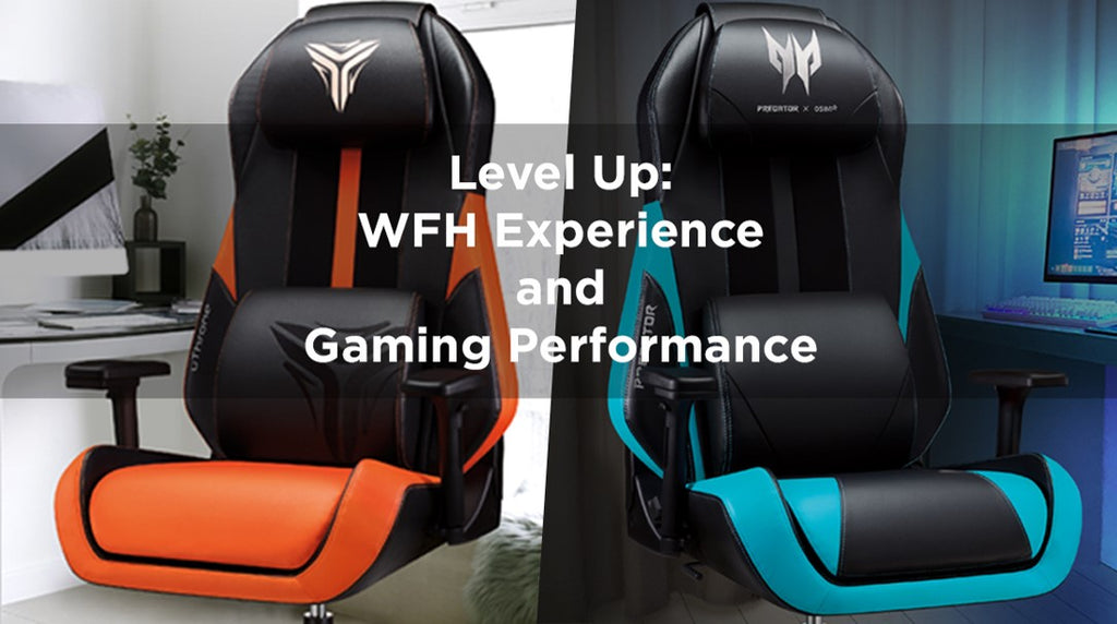 Level Up: WFH Experience and Gaming Performance