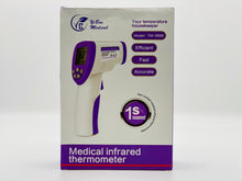 Load image into Gallery viewer, Non contact infrared thermometer - Battery not included