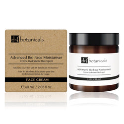 Advanced Bio Face Moisturiser - Dr. Botanicals Skincare