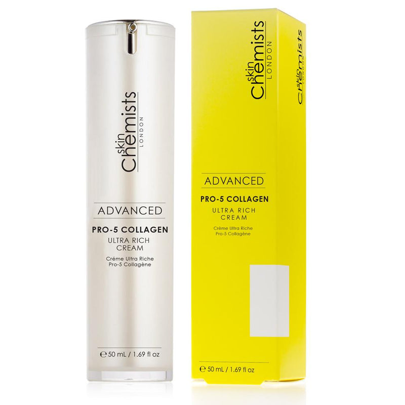 Advanced Pro- 5 Collagen Ultra Rich Cream - Skin Chemists
