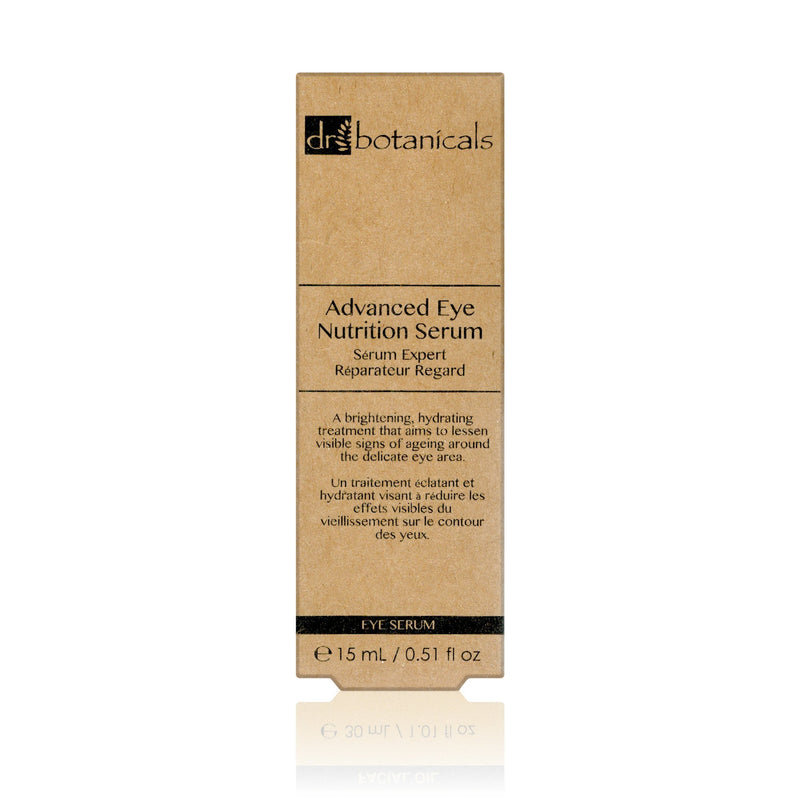 Advanced Eye Nutrition Serum - Dr. Botanicals Skincare