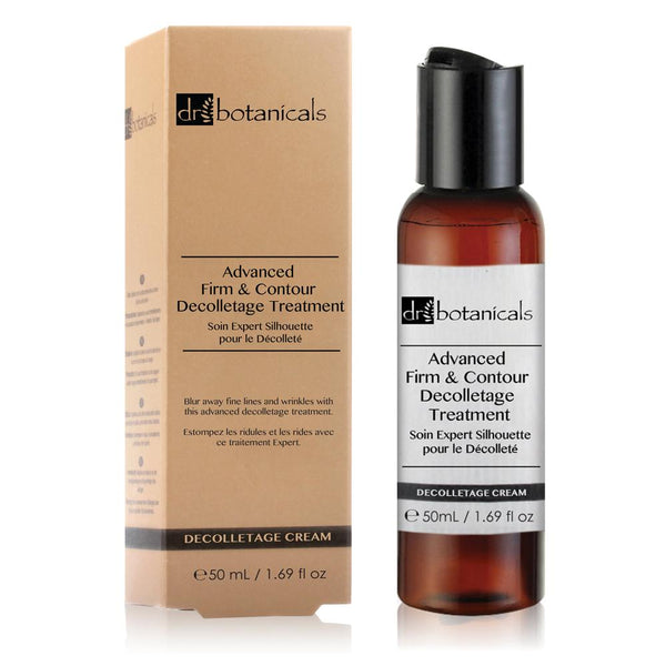 Advanced Firm & Contour Decolletage Treatment - Dr. Botanicals Skincare