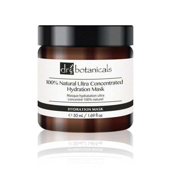 100% Natural Ultra Concentrated Hydration Mask - Dr. Botanicals Skincare