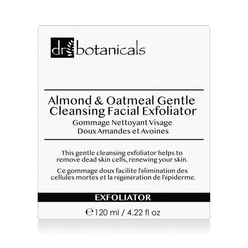 Almond & Oatmeal Cleansing Exfoliator 120ml