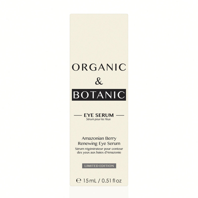 Limited Edition Amazonian Berry Renewing Eye Serum 15ml - Dr. Botanicals Skincare